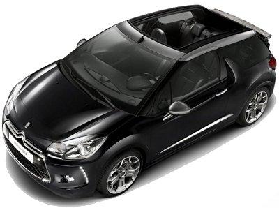 Au mondial de l'Automobile 2012, Citroën espère étendre le succès de sa gamme DS par cette Citroën DS3 Cabrio, version découvrable de la Citroën DS3.Citroën a retenu la solution de la capote amovible, soit la même solution que Fiat pour sa Fiat 500C.